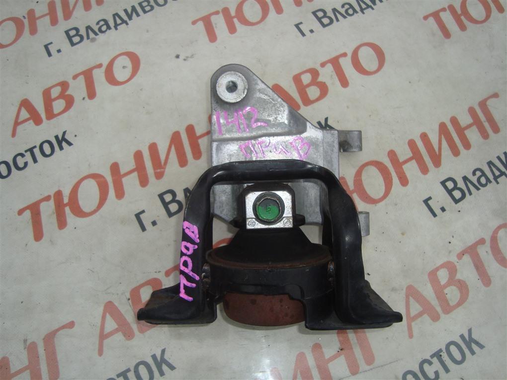 Подушка двигателя Nissan Tiida JC11 MR18DE 2009 правая 1412