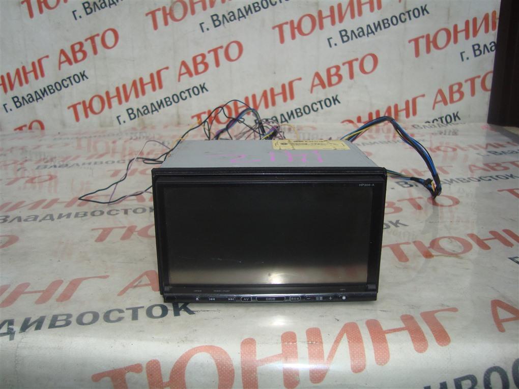Магнитофон Nissan Tiida JC11 MR18DE 2009 1412
