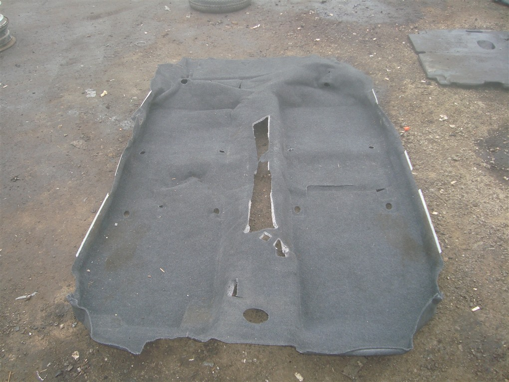Обшивка пола Nissan Tiida JC11 MR18DE 2009 1412