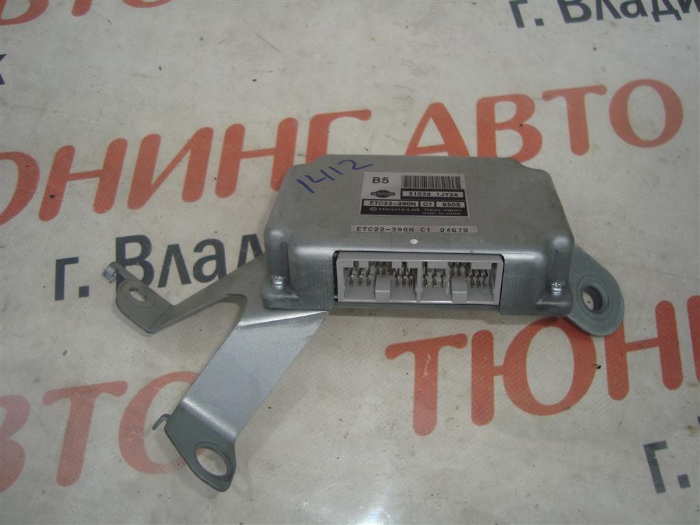 Блок управления автоматом Nissan Tiida JC11 MR18DE 2009 1412 310361jy2a