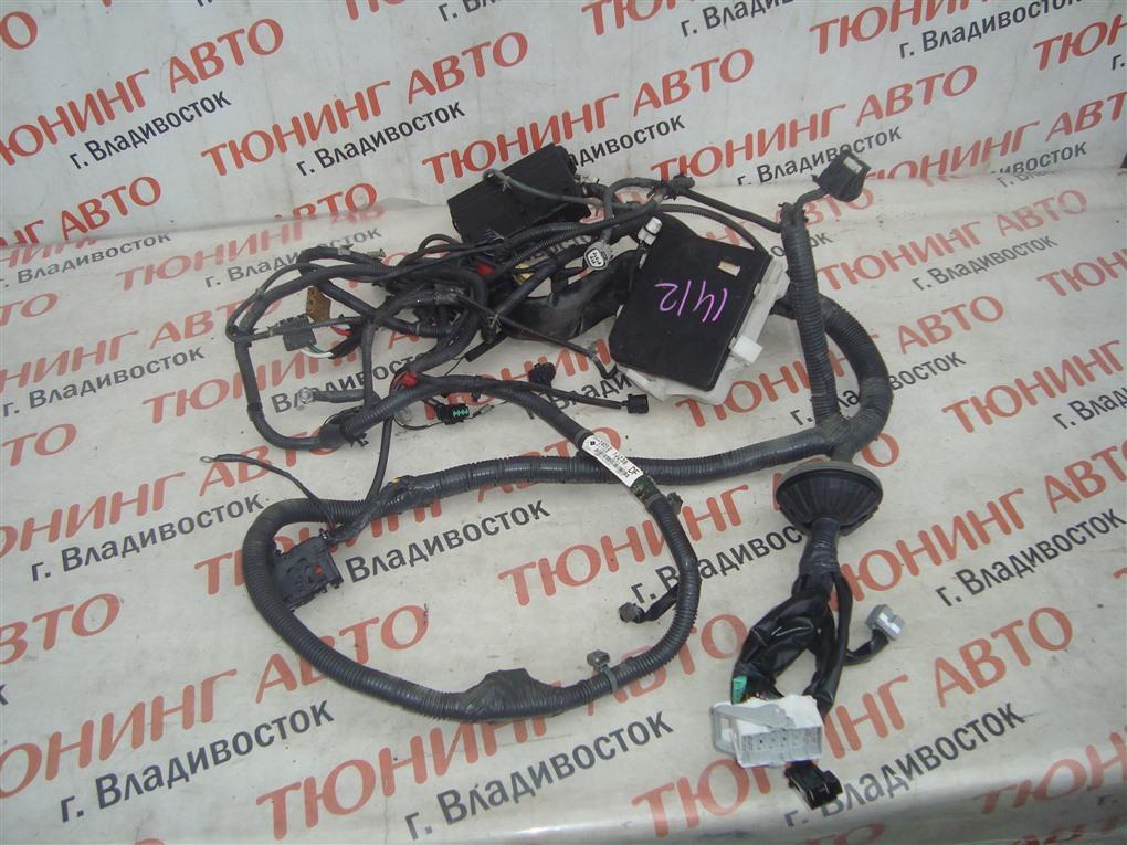 Коса под капот Nissan Tiida JC11 MR18DE 2009 1412 240121jz3b
