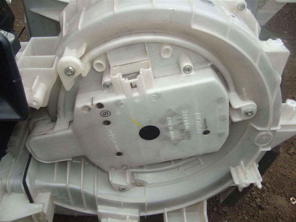 Мотор печки Toyota Land Cruiser VDJ200 1VD-FTV 2008 1418