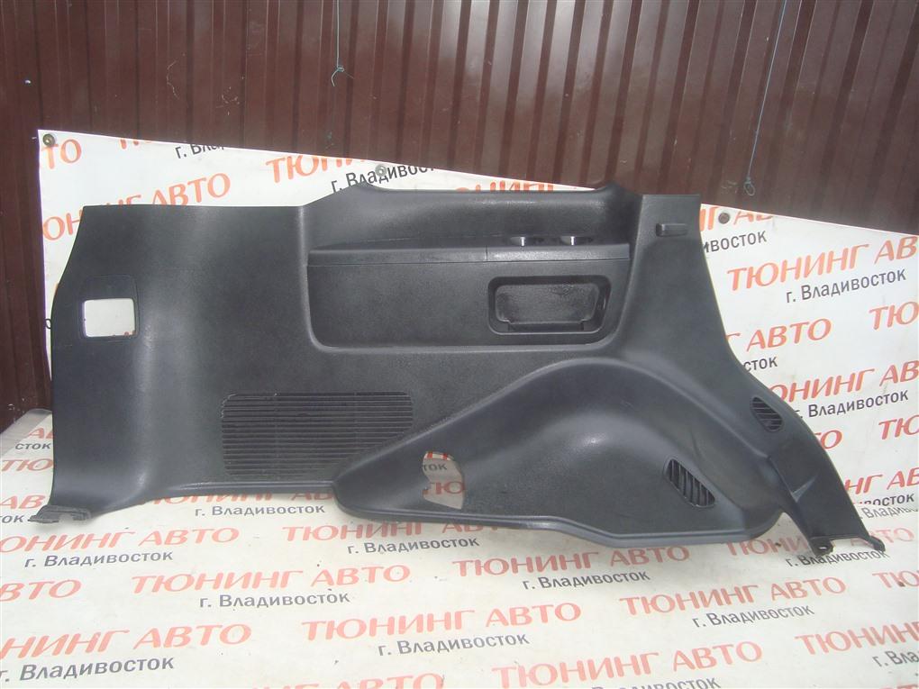 Обшивка багажника Toyota Land Cruiser VDJ200 1VD-FTV 2008 левая 1418