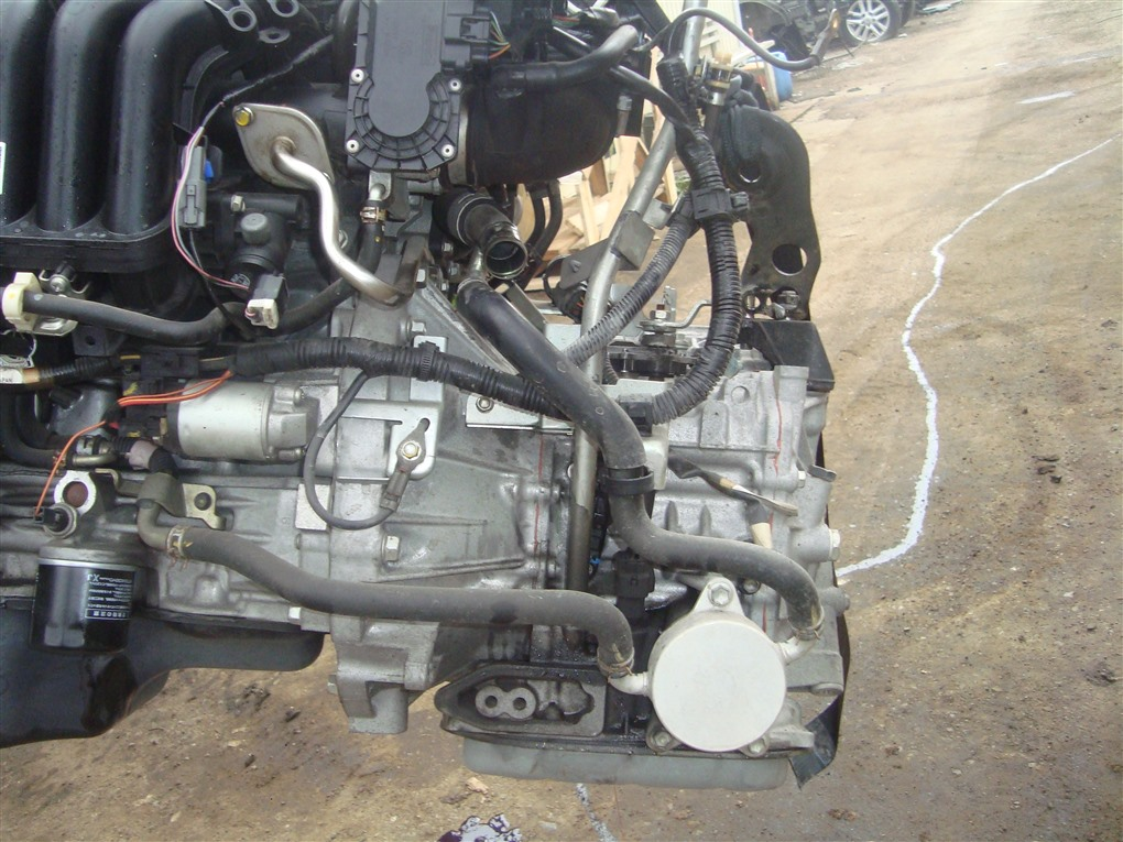 Акпп Mazda Demio DE5FS ZY-VE 2007 1414