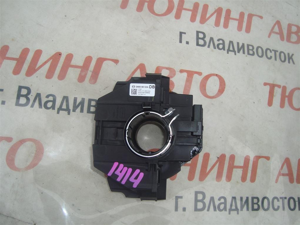 Шлейф-лента air bag Mazda Demio DE5FS ZY-VE 2007 d65266120b 1414 d65266120b