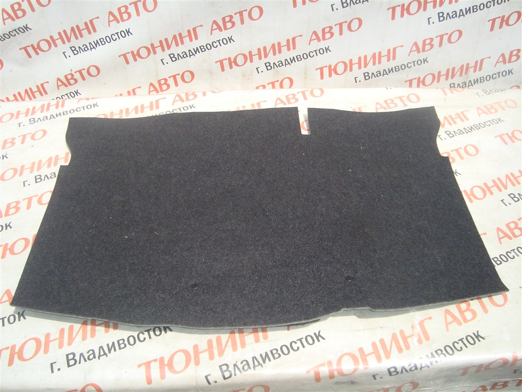 Пол багажника пластик Mazda Demio DE5FS ZY-VE 2007 1414