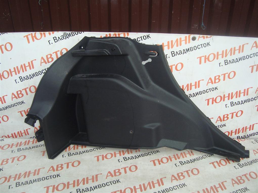 Обшивка багажника Mazda Demio DE5FS ZY-VE 2007 задняя левая 1414