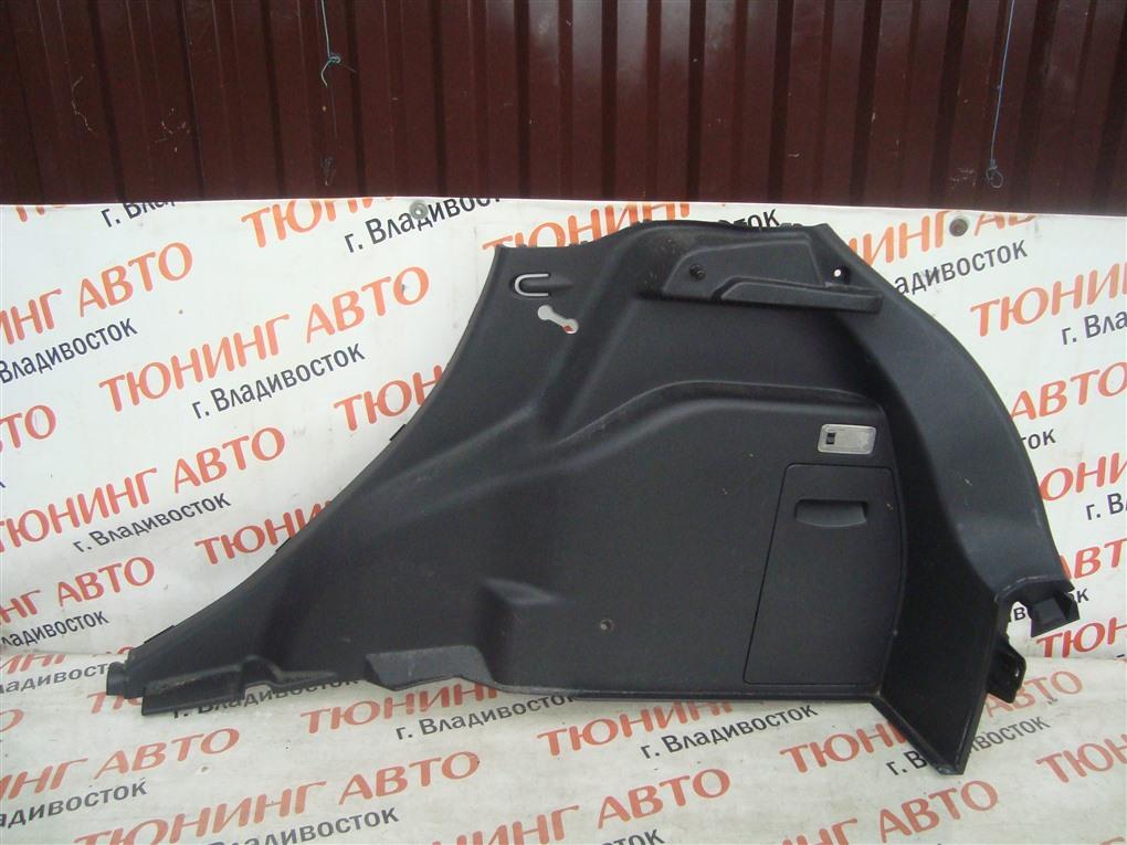 Обшивка багажника Mazda Demio DE5FS ZY-VE 2007 задняя правая 1414