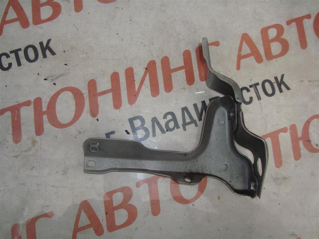 Крепление крыла Mazda Demio DE5FS ZY-VE 2007 переднее правое серебристый 22v 1414