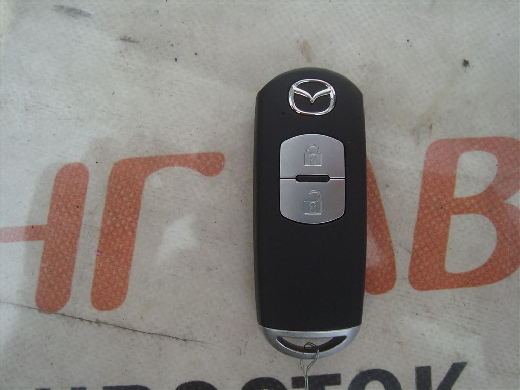 Ключ зажигания Mazda Demio DE5FS ZY-VE 2007 1414