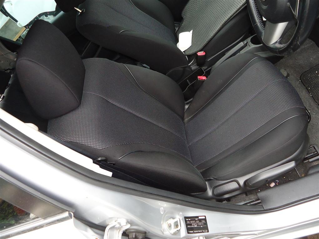 Сидение Mazda Demio DE5FS ZY-VE 2007 1414