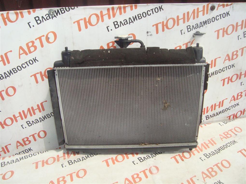 Радиатор основной Mazda Demio DE5FS ZY-VE 2007 1414