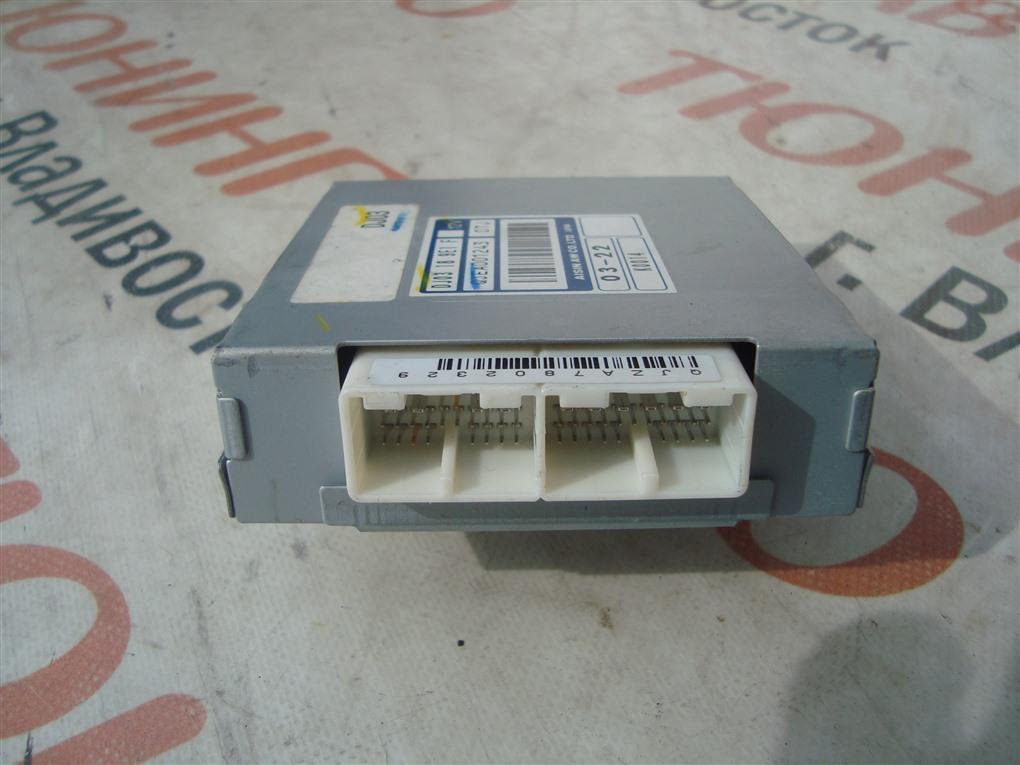 Блок управления автоматом Mazda Demio DE5FS ZY-VE 2007 dj03189e1f 1414 dj03189e1f