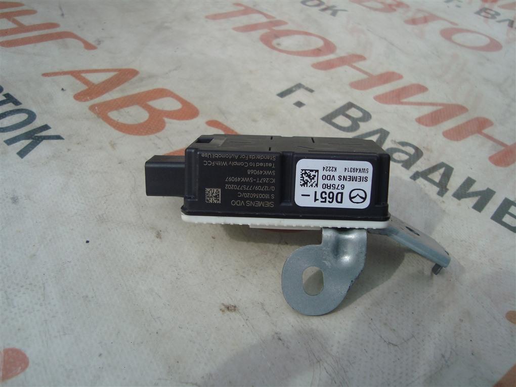 Электронный блок Mazda Demio DE5FS ZY-VE 2007 d651-675r0 1414 d651-675r0