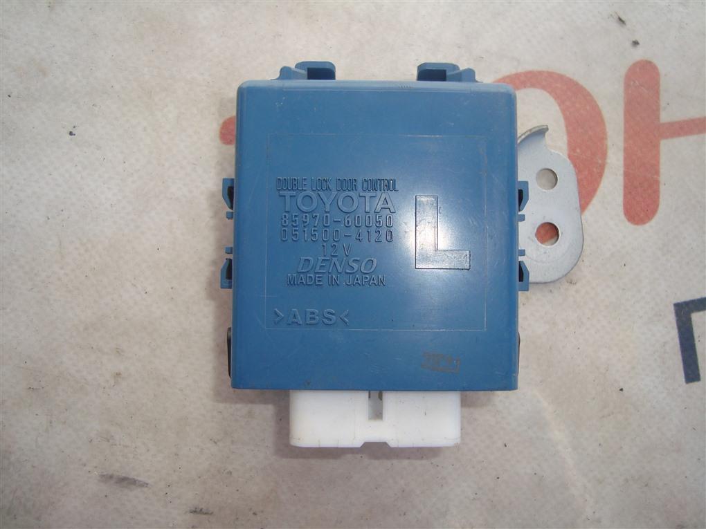 Электронный блок Toyota Land Cruiser VDJ200 1VD-FTV 2008 85970-60050 1418 85970-60050
