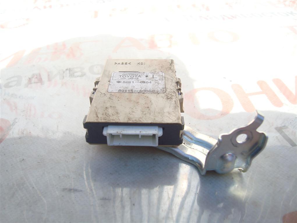 Электронный блок Toyota Land Cruiser VDJ200 1VD-FTV 2008 89111-60060 1418 89111-60060