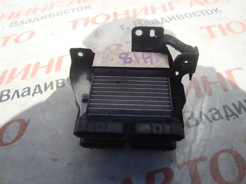 Электронный блок Toyota Land Cruiser VDJ200 1VD-FTV 2008 89870-60080 1418 89870-60080