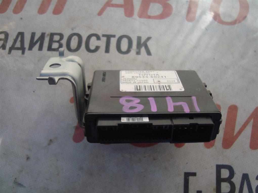 Электронный блок Toyota Land Cruiser VDJ200 1VD-FTV 2008 89533-60241 1418 89533-60241