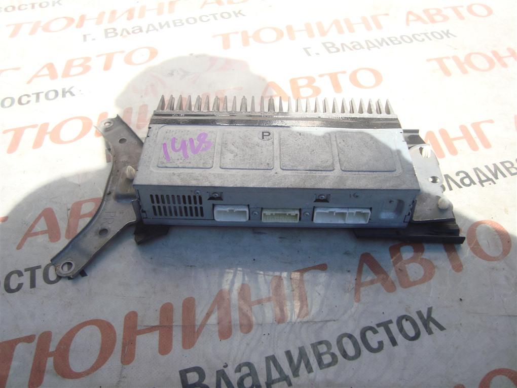 Усилитель звука Toyota Land Cruiser VDJ200 1VD-FTV 2008 86280-60400 1418 86280-60400