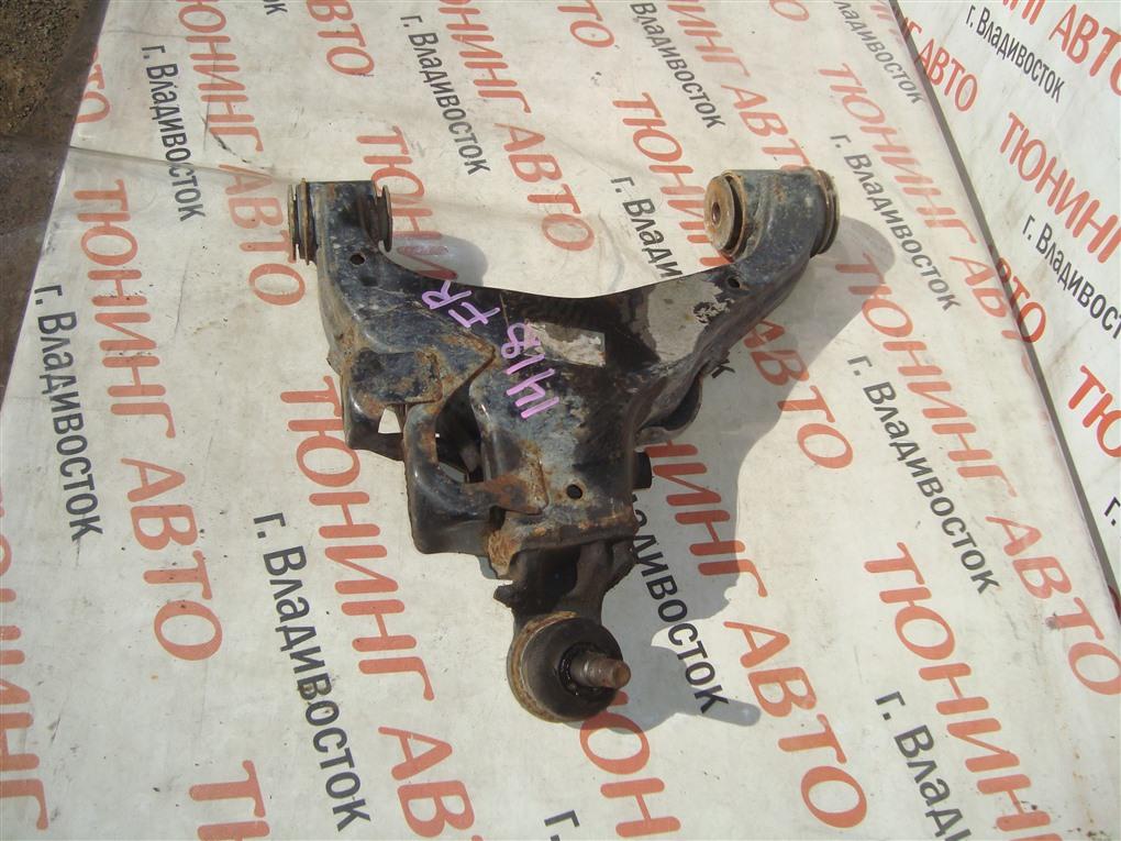 Рычаг Toyota Land Cruiser VDJ200 1VD-FTV 2008 передний правый 1418