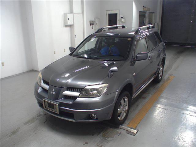 Автомобиль MITSUBISHI AIRTREK CU5W, CU2W 4G69MIVEC 2005 года в разбор