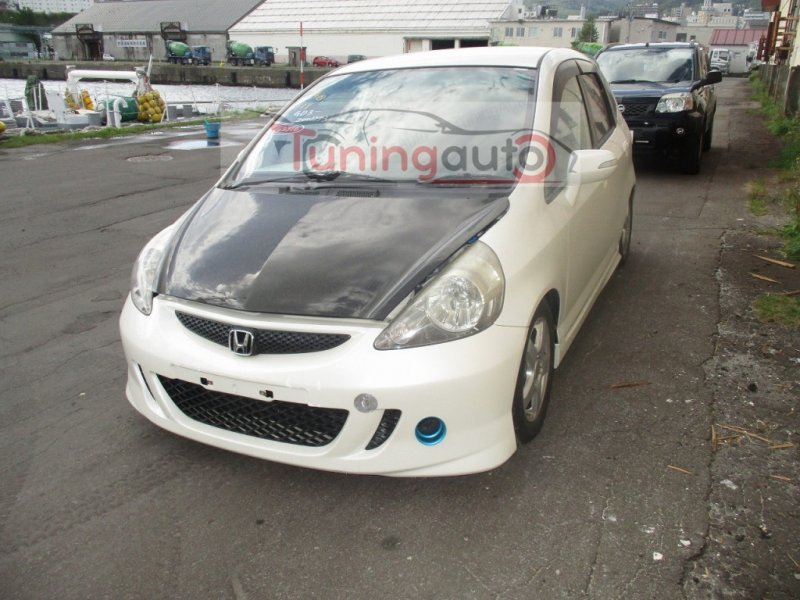 Автомобиль HONDA FIT GD3 L15A 2006 года в разбор