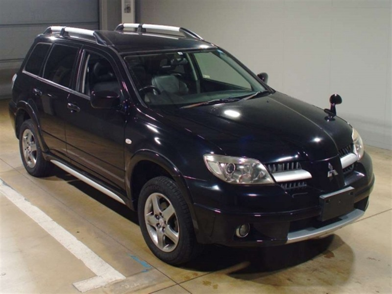 Автомобиль MITSUBISHI AIRTREK CU5W 4G69MIVEC 2005 года в разбор