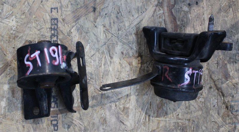 Подушка двигателя Toyota Caldina ST191