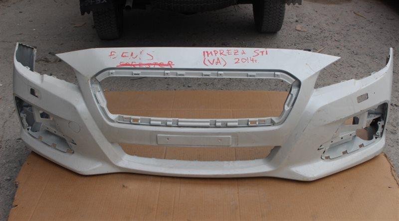Бампер Subaru Levorg VM4 передний