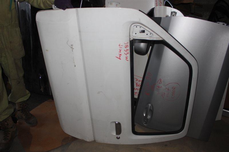 Дверь Suzuki Jimny JB33W передняя левая