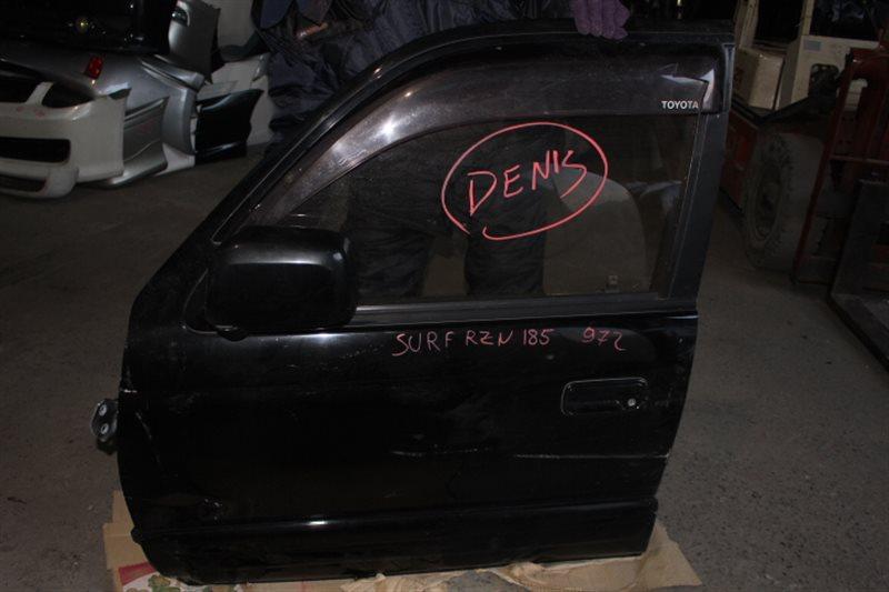 Дверь Toyota Hilux Surf RZN185 передняя левая