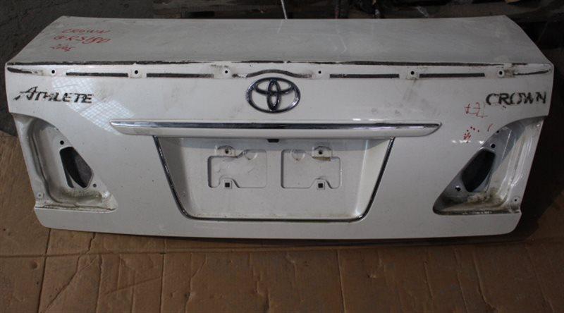 Крышка багажника Toyota Crown GRS180