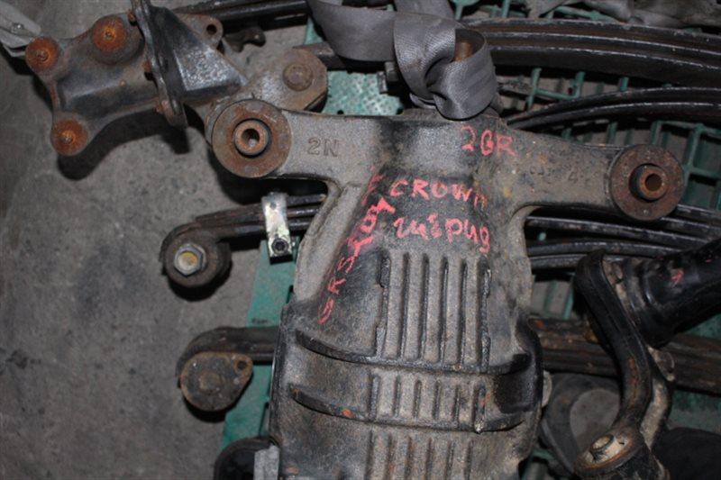 Редуктор Toyota Crown GWS204 2GR