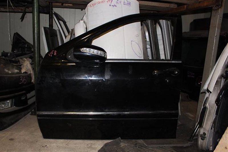 Дверь Mercedes-Benz S500 WDB220 передняя левая