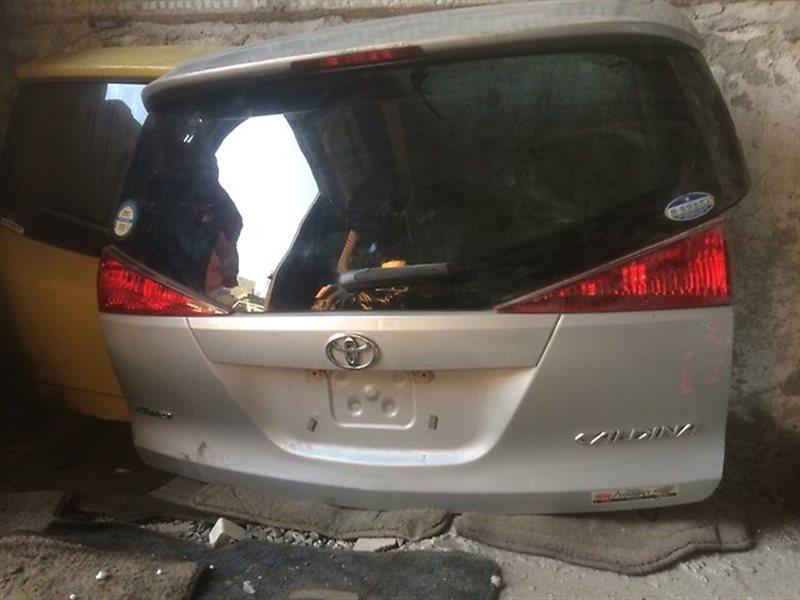 Дверь задняя Toyota Caldina AZT246