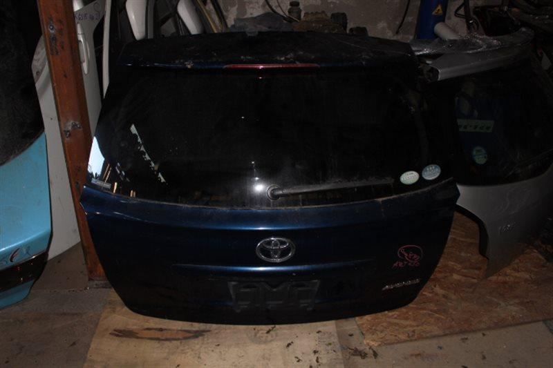 Дверь задняя Toyota Avensis AZT250