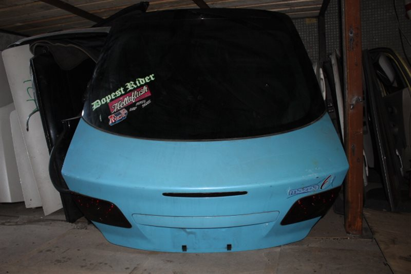 Крышка багажника Mazda Atenza GG3S