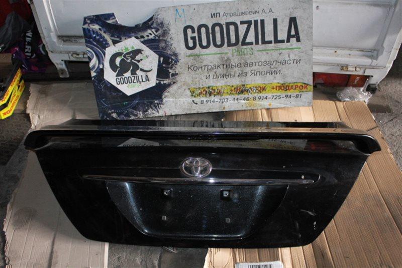 Крышка багажника Toyota Mark Ii JZX110 задняя