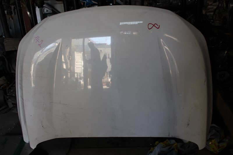 Капот Nissan Navara D23 YD25DDTI 2014