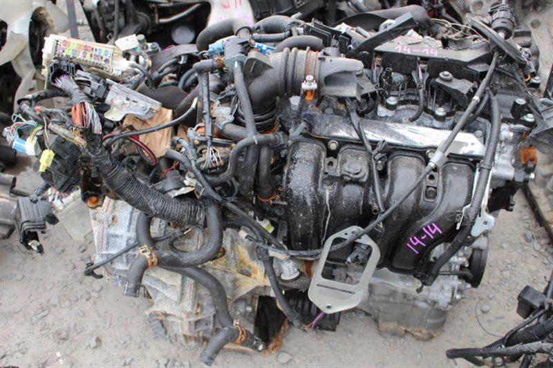 Акпп Toyota Vitz NSP130 1NRFE