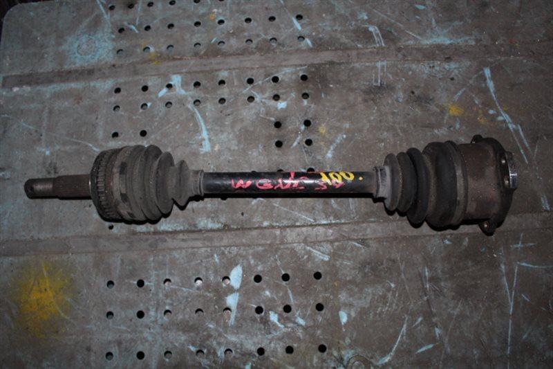Привод Nissan Stagea WGNC34 RB25DET передний левый