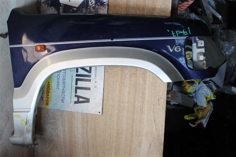Крыло Isuzu Bighorn UBS25GW переднее правое