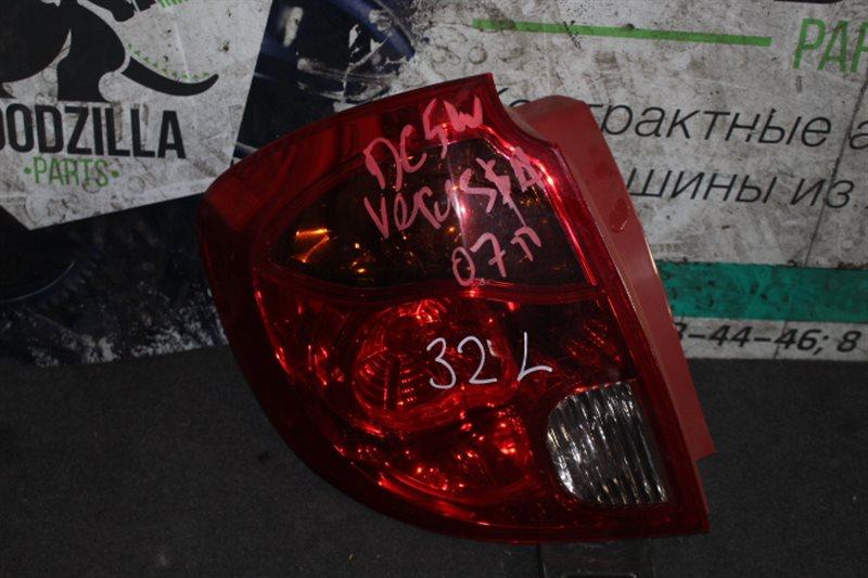 Стоп-сигнал Mazda Verisa DC5W 2007 задний левый
