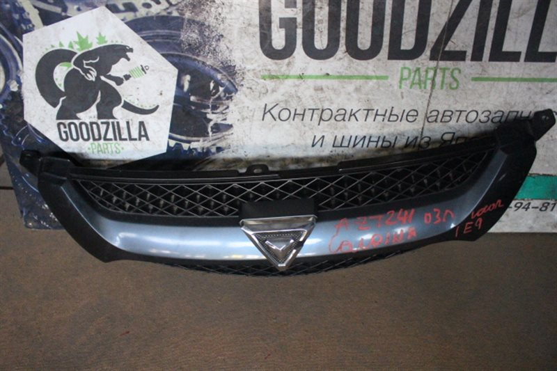 Решетка радиатора Toyota Caldina AZT241 передняя