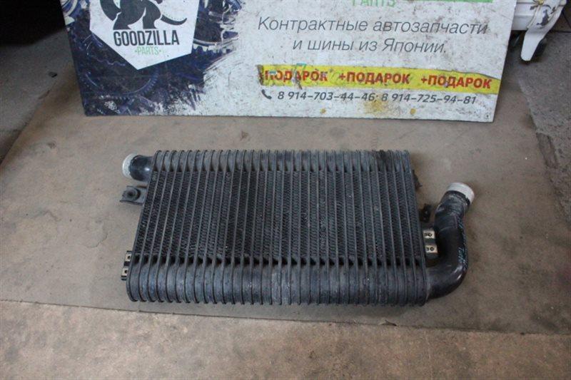 Радиатор интеркулера Toyota JZX81 1JZGTE