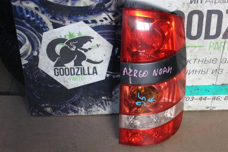 Стоп-сигнал Toyota Voxy Noah AZR60 задний правый