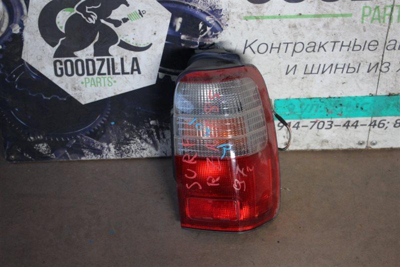 Стоп-сигнал Toyota Hilux Surf RZN185 задний правый