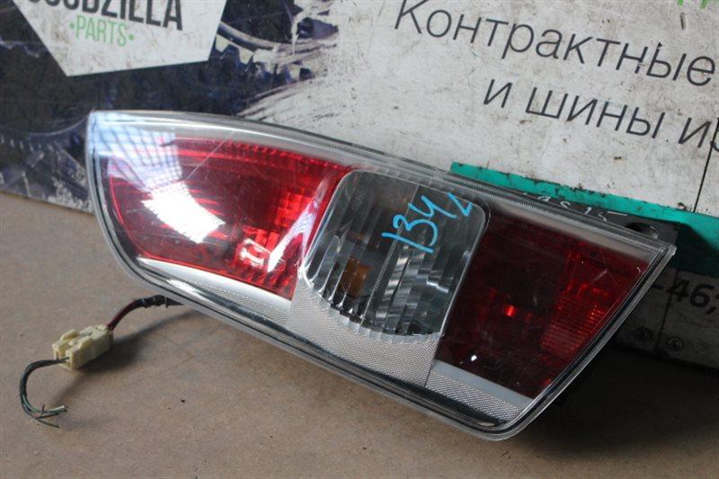 Стоп-сигнал Toyota Passo QNC10 задний левый