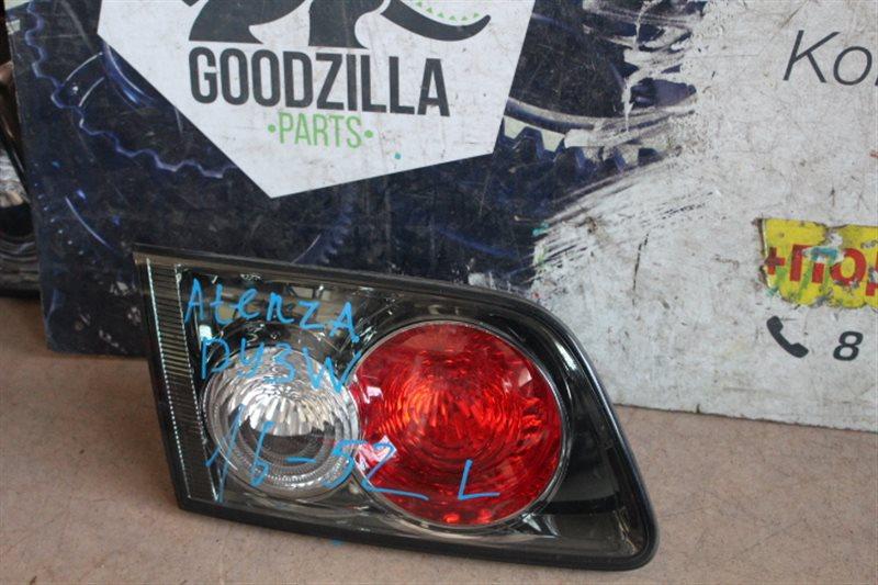 Стоп-вставка Mazda Atenza GY3W задняя левая