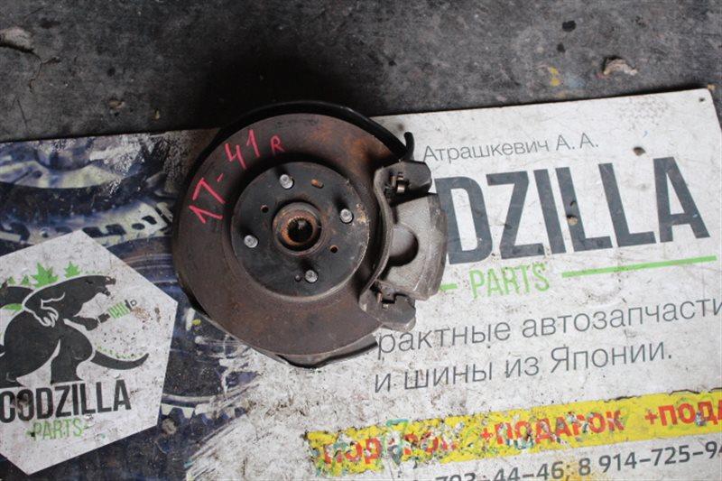 Ступица Toyota Vitz SCP90 2SZ передняя правая